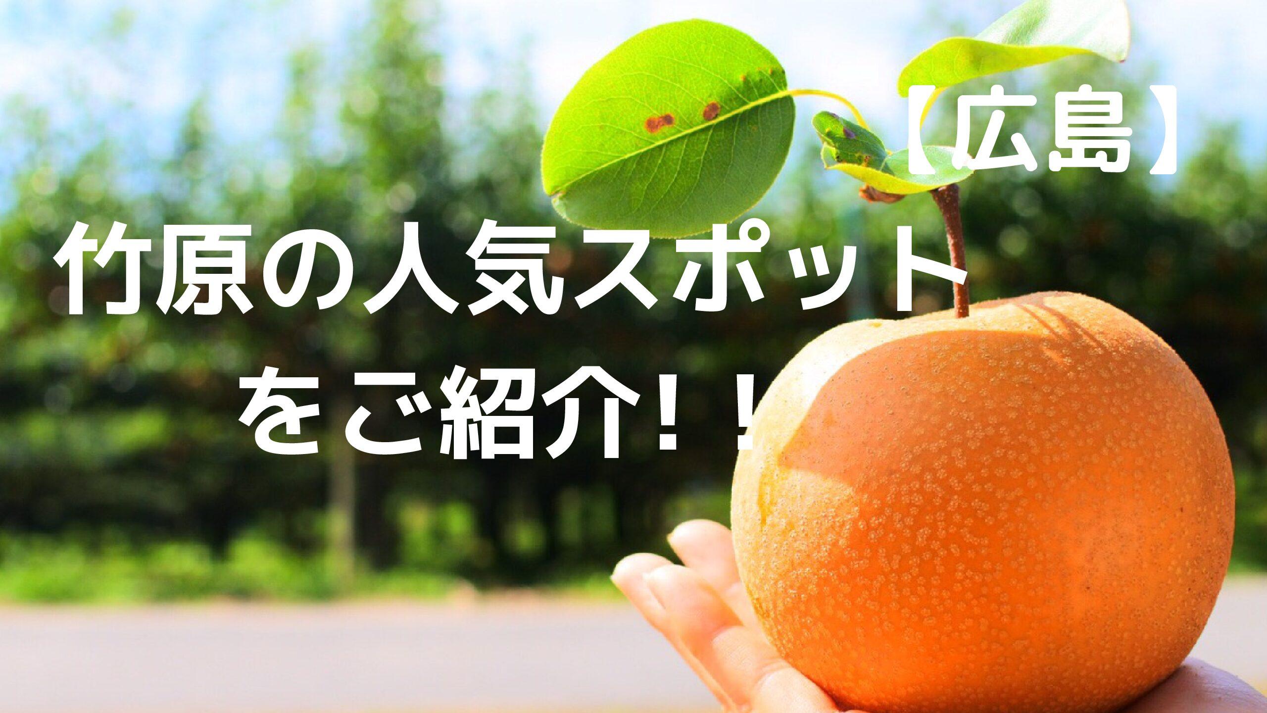 町並みが綺麗な小京都「竹原」のおススメの観光スポットをご紹介!!